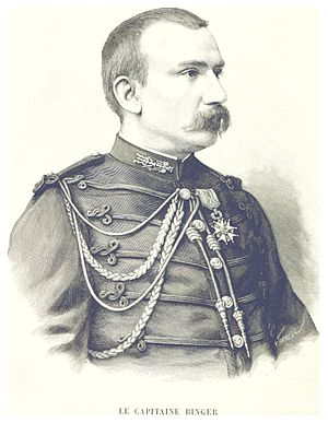 Louis-Gustave Binger - Captain Binger