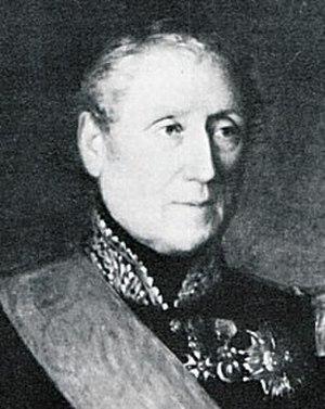 Philippe Antoine d'Ornano - Philippe-Antoine d'Ornano (c. 1860).