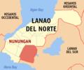 Ph locator lanao del norte nunungan.png