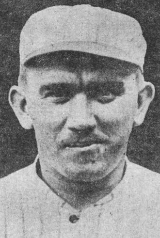 Phil Douglas - Douglas in 1922