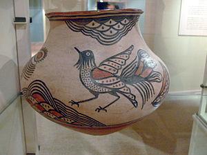 Philbrook Museum in Tulsa, Oklahoma. Pueblo pe...