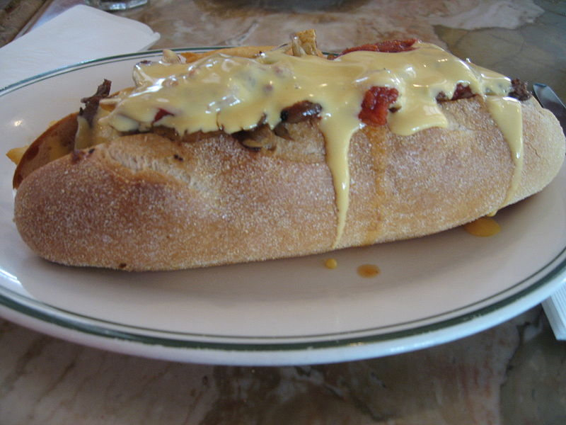 File:Philly cheese steak.JPG