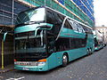 Phoenix Bussing coach (JS62 PBS), Newcastle upon Tyne, 7 October 2013.JPG