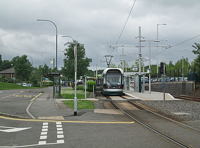 How to get to Phoenix Park Tram Stop with public transport- About the place