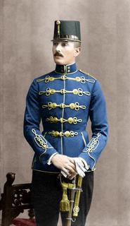 Béla Békessy Hungarian fencer
