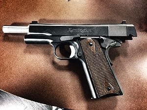 Photo of a Remington 1911 R1.jpg