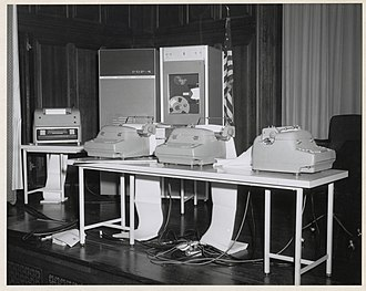 PDP-4 - PDP-4 computer