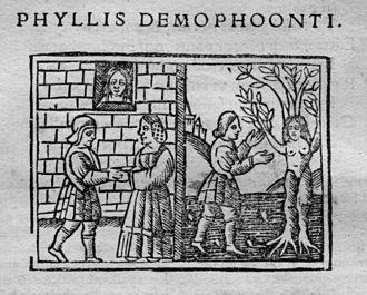 Demophon of Athens - Image: Phyllis Demophoonti