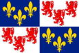 Flag of Picardie