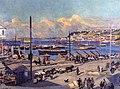 Pier on the Volga. Nizhny Novgorod.jpg