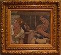 """Pierre Puvis de Chavannes, """"Deux femmes à l'étable ou étude pour l'enfance de Sainte-Geneviève"""".jpg"""