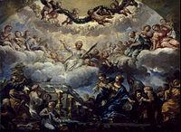 Pietro da Cortona - Saint Constantia's Vision before the Tomb of Saints Agnes and Emerentiana - Google Art Project.jpg