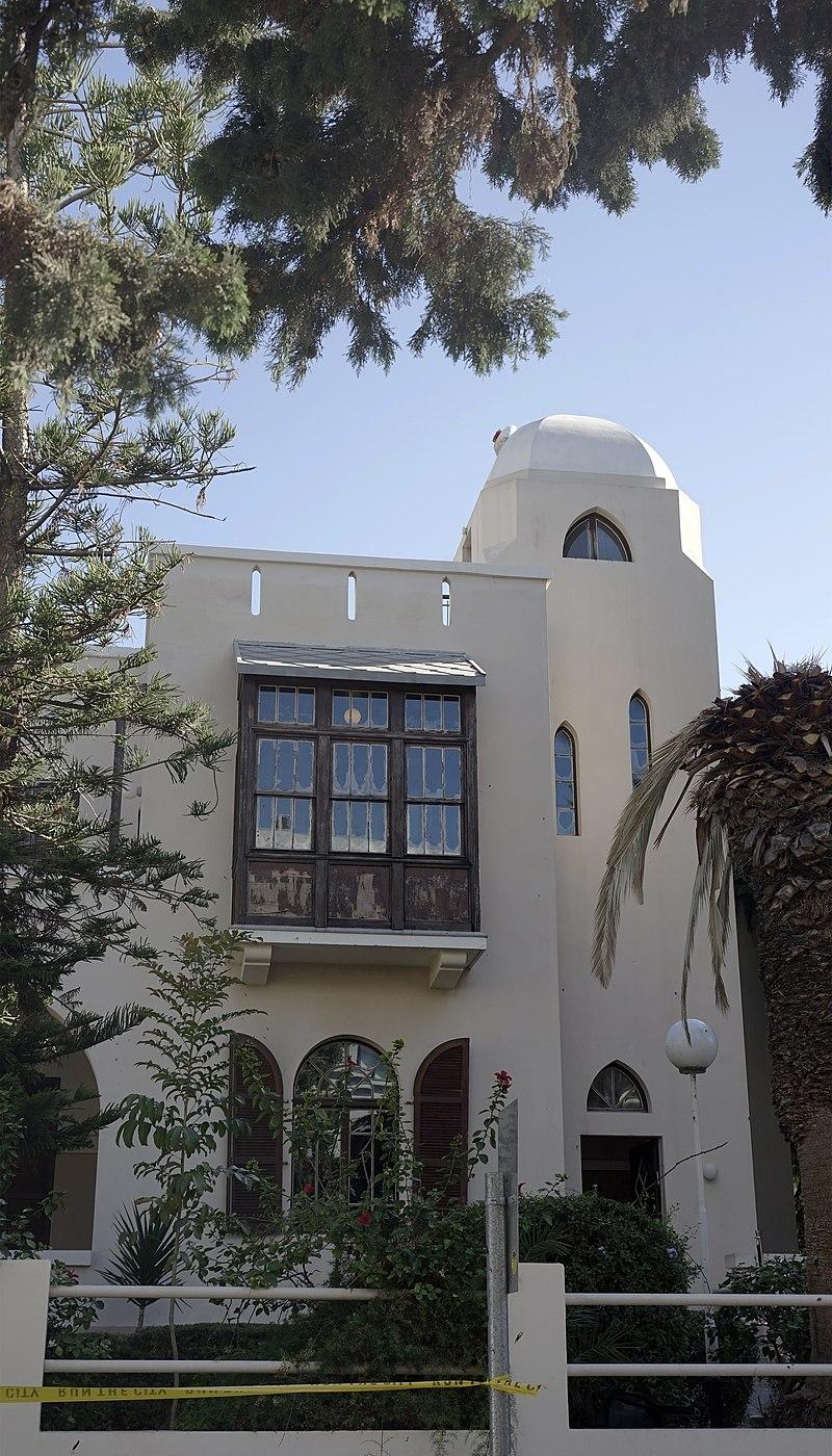 תל אביב, בית ביאליק