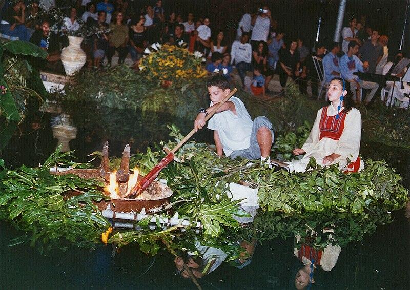 חג המים בקיבוץ רמת יוחנן