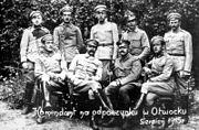 Pilsudski in Otwock