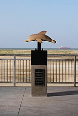 Pink Dolphin Monument