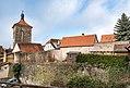 Plönlein 14, Siebersturm, Stadtmauer Rothenburg ob der Tauber 20180216 002.jpg