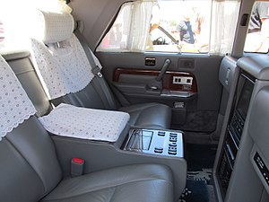 Toyota Century - Image: Plush! (8633388741)