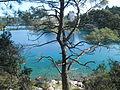Pogled na Otočić svete Marije u Velikom jezeru.JPG