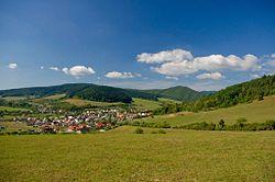 Pohľad na obec Jasenica z JZ.jpg