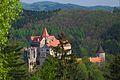 Pohled na Pernštejn od severozápadu, Nedvědice, okres Brno-venkov.jpg
