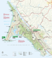 Point Reyes National Seashore map.png
