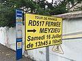 Pont-de-Chéruy - annonce Tour de France 2016.JPG