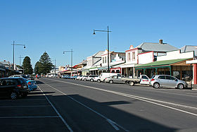 Port Fairy, main street, 30.11.2009.jpg