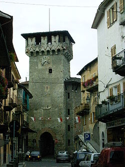 Civic Tower of Aymone of Challant