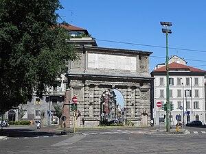 Porta Romana (Milan) - Porta Romana