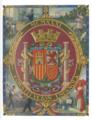 Portada de la Constitución de 1931, Congreso de los Diputados.png
