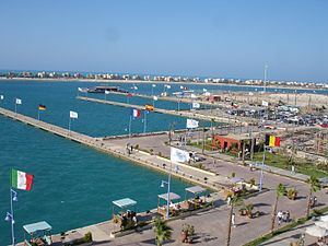 El Alamein - Marina
