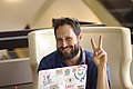 Portrait from Wikimania 2017 — 08.jpg