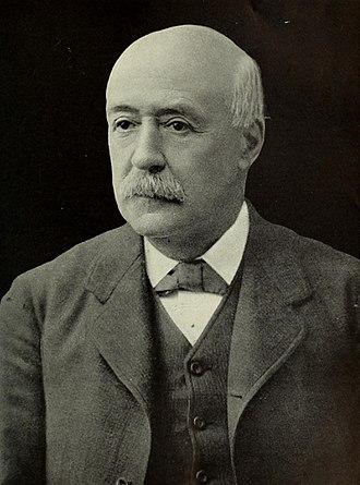 Alexander Agassiz - Image: Portrait of Alexander Emanuel Agassiz
