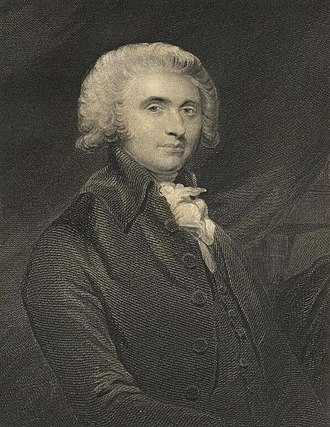 David Erskine, 2nd Baron Erskine - Portrait of Erskine c.1820