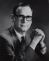 Portrait of James B. Rhoads, Fifth Archivist of the United States, ca. 1968 (12238838874).jpg