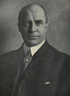 W. I. Thomas American sociologist
