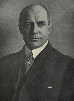Portrait of William Isaac Thomas