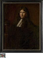 Portret van Adrianus Lanchry