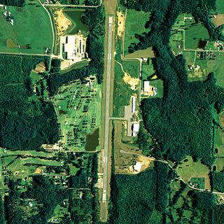 Posey Field airport in Alabama, United States of America