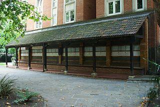 Memorial to Heroic Self-Sacrifice memorial in Postmans Park, London