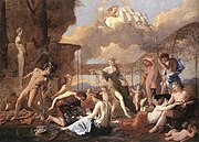 Poussin, Nicolas - The Empire of Flora - 1631.jpg