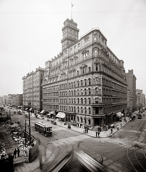 historic hotels new york state
