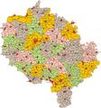 Poznań Voivodeship Administrative Map 1938.png