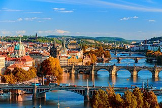 Vltava Longest river in the Czech Republic