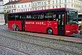 Praha, Smíchov, autobus Irisbus Crossway.JPG