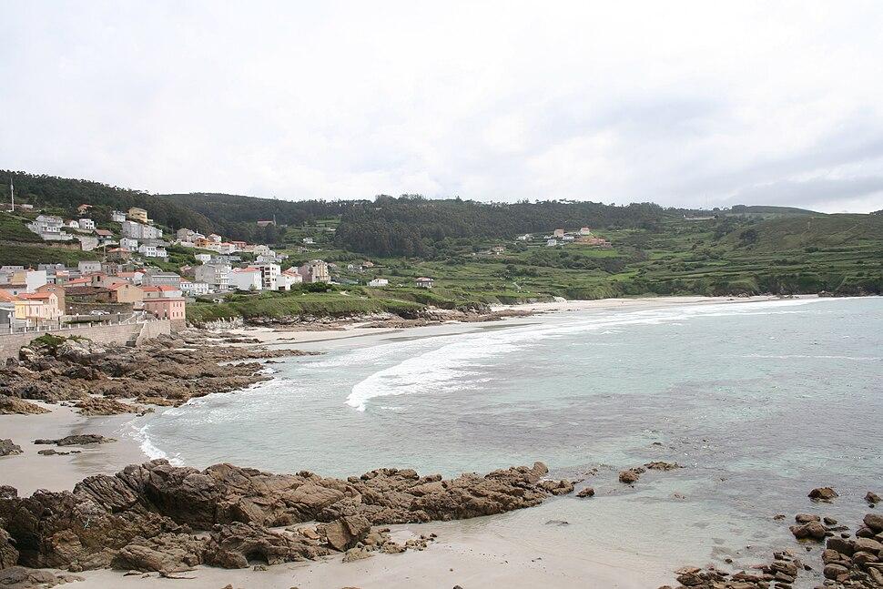 Praia de Caión, A Laracha, Galiza