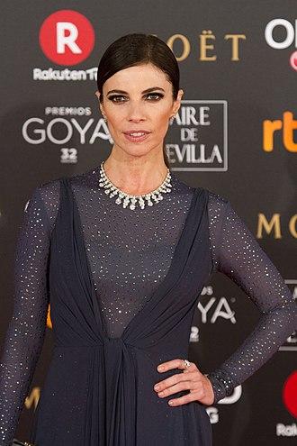 Maribel Verdú - Verdú at the 32nd Goya Awards in 2018