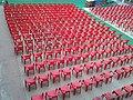 Preparations of Annual Day Celebration, KV Jamuna Colliery - panoramio.jpg