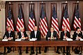 President George W. Bush participates in a meeting with former Cabinet Secretaries and Senior Government Officials.jpg